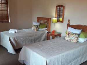 Kathu Accommodation | Sharing / Twin Rooms | Vertel Van My Guest House